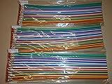 12 x Bleistifte Bunte Biegebleistifte