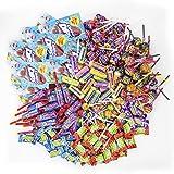 Chupa Chups Süßigkeiten Party-Mix, 200 Stück 1930 g