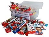 Süßigkeiten – Mix Party Box mit Ferrero Kinder Spezialitäten
