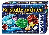 Kristalle züchten. Lass faszinierende Kristalle wachsen - Experimentierkasten